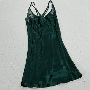 Victoria's Secret Satin Lace Slip